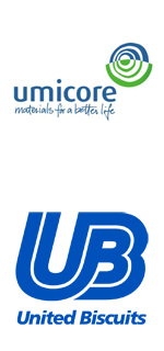 Umicore - United Biscuits